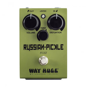 Way Huge Russian Pickle Fuzz Pedal - Music 440