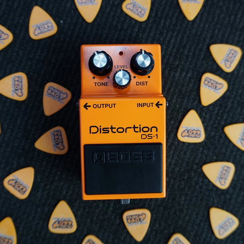 BOSS DS1 Distortion - Music 440