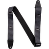 "Bigsby Hounds Tooth Guitar Strap, 2"" - Black - Music 440"
