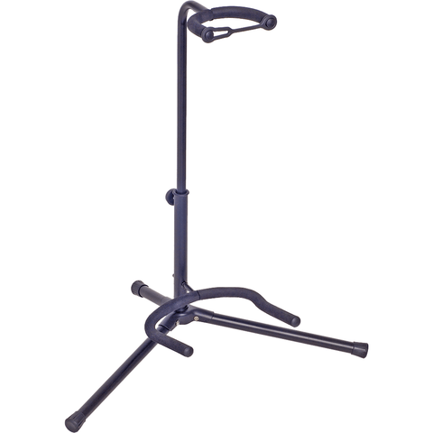 Armour GS50B Guitar Stand - Black - Music 440