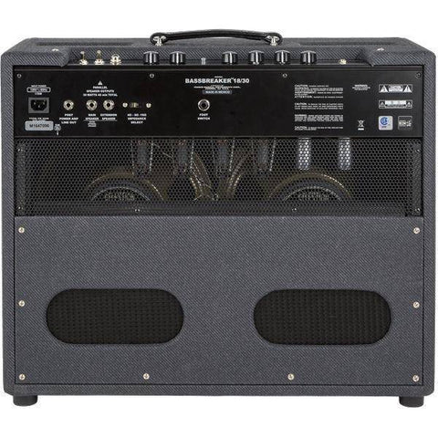 Image of B Stock Fender Bassbreaker 18/30 Combo Amp - Music 440