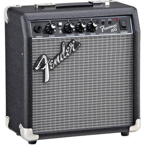 Fender Frontman 10G Electric Guitar Practice Amp - Music 440