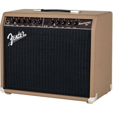 Fender Acoustasonic 90 Acoustic Guitar Amp - Music 440