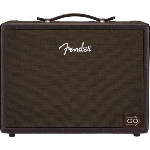 Fender Acoustic Junior Go Rechargeable Acoustic Guitar Amp