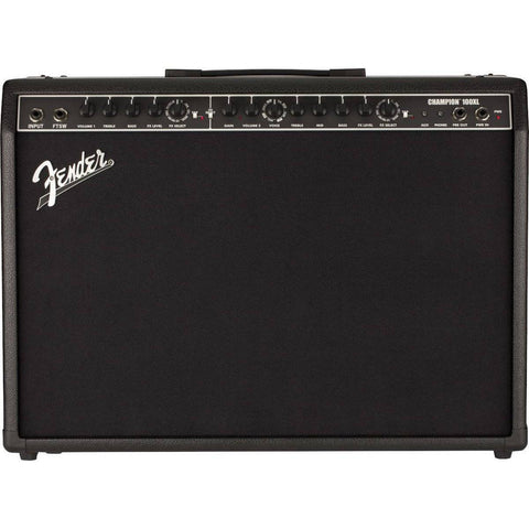 Image of Fender Champion 100XL Guitar Amp - Music 440