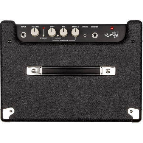 Image of Fender Rumble 25 - Music 440