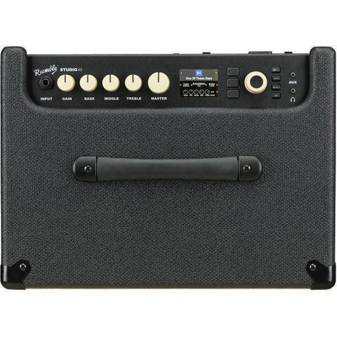 Image of Fender Rumble Studio 40 Bass Amplifier - Music 440