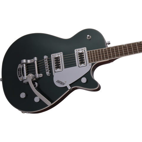 Image of Gretsch G5230T Electromatic Jet FT Single-Cut w/Bigsby, Laurel Fingerboard - Cadillac Green - Music 440