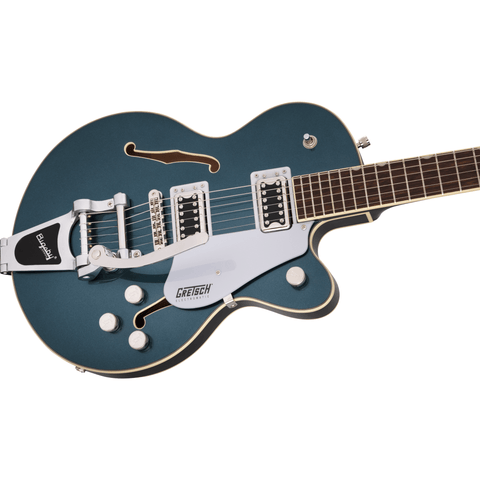 Image of Gretsch G5655T Electromatic Centre Block Jr. Single Cut w/Bigsby - Jade Grey Metallic - Music 440