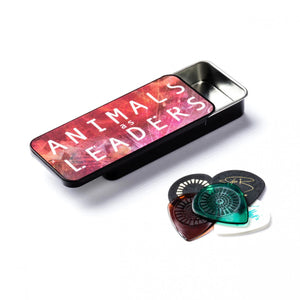 Jim Dunlop Animals As Leaders Pick Tin - 6 Assorted Picks - Music 440