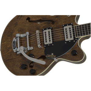 G2655T Streamliner Center Block Jr. with Bigsby, Laurel Fingerboard, Broad'Tron BT-2S Pickups, Imperial Stain - Music 440