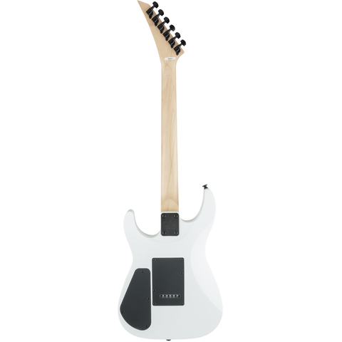 Image of Jackson JS Series Dinky JS12, Amaranth Fingerboard - Snow White - Music 440