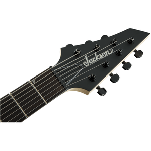 Jackson JS Series Dinky Arch Top JS22-7 DKA HT, Amaranth Fingerboard - Satin Black - Music 440