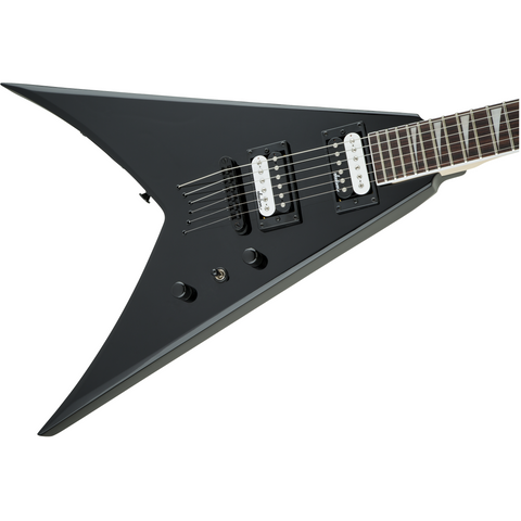Image of Jackson JS Series King V JS32T, Amaranth Fingerboard - Gloss Black - Music 440