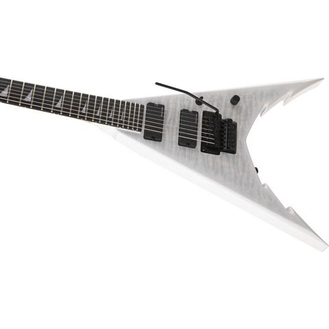Image of Jackson Pro Series Signature Corey Beaulieu King V KV7Q, Ebony Fingerboard, Winterstorm - Music 440