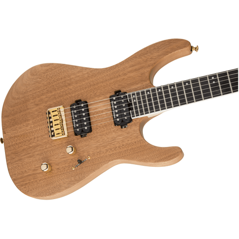 Image of Jackson Pro Series Dinky DK2 HT MAH, Ebony Fingerboard, Natural - Music 440