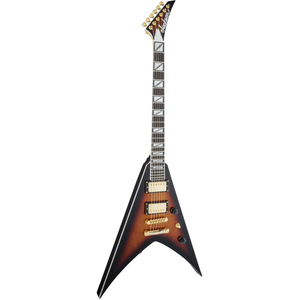 Pro Series King V KVT, Ebony Fingerboard, 3-Tone Sunburst - Music 440