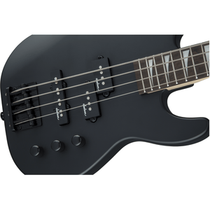 Jackson JS Series Concert Bass Minion JS1X, Amaranth Fingerboard - Satin Black - Music 440