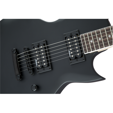 Image of Jackson JS Series Monarkh SC JS22, Amaranth Fingerboard, Satin Black - Music 440
