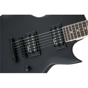 Jackson JS Series Monarkh SC JS22, Amaranth Fingerboard, Satin Black - Music 440
