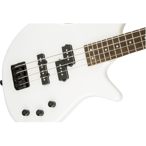 Image of Jackson JS Series Spectra Bass JS2 - Snow White - Music 440