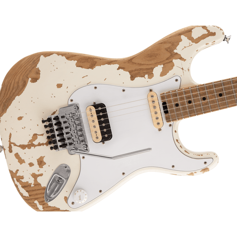 Charvel Henrik Danhage Limited Edition Signature Pro-Mod So-Cal Style 1, Maple Fingerboard - White Relic - Music 440