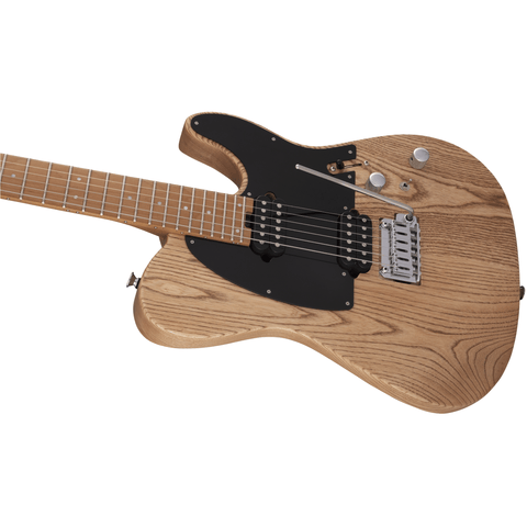Charvel Pro-Mod So-Cal Style 2 24 HH 2PT, Caramelized Maple Fingerboard - Natural Ash - Music 440