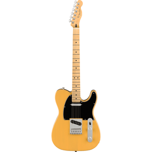Fender Player Telecaster, Maple Fingerboard - Butterscotch Blonde - Music 440