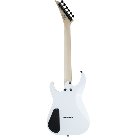 Image of Jackson JS Series Dinky Minion JS1XM, Maple Fingerboard - Snow White - Music 440