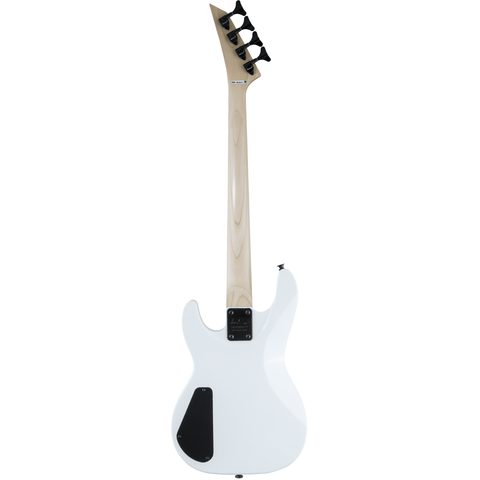 Image of Jackson JS Series Concert Bass Minion JS1XM, Maple Fingerboard - Snow White - Music 440