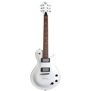 Michael Kelly Patriot Decree Standard Electric Guitar - White - Music 440