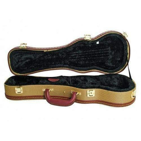 Image of Xtreme Tenor Ukulele Hardcase - Tweed - Music 440