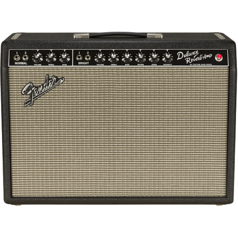 Image of Fender '64 Custom Deluxe Reverb Handwired - Music 440