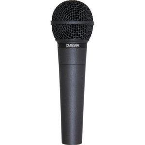 Behringer Ultravoice XM8500 Dynamic Cardioid Vocal Microphone w/Adapter & Case - Music 440