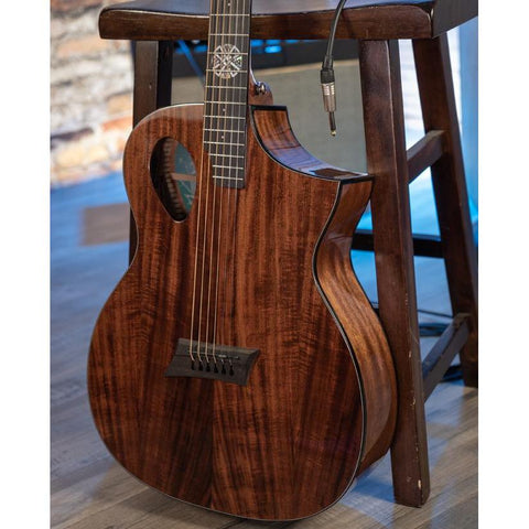 Michael Kelly Forte Port Acoustic Guitar - Koa