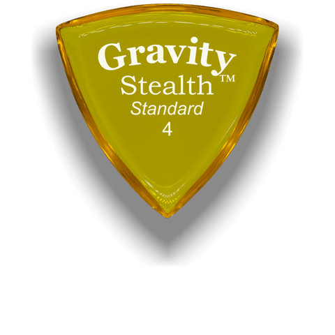 Image of Gravity Guitar Pick - Various Sizes - Music 440