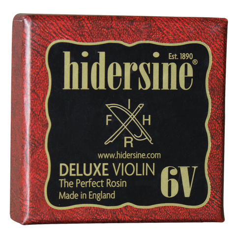 Image of Hidersine 6V Deluxe Rosin for Violin/Viola - Music 440