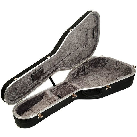Image of Hiscox STD-AC Standard Dreadnought Guitar Hard Case - Music 440