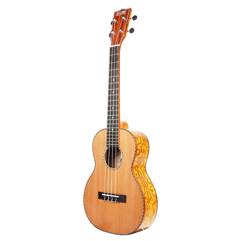 Image of Makai LT-80-W Cedar/Willow Tenor Ukulele - Music 440