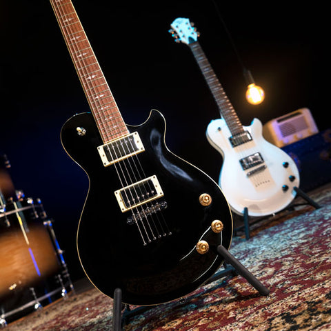 Michael Kelly Patriot Decree Standard Electric Guitar - Black