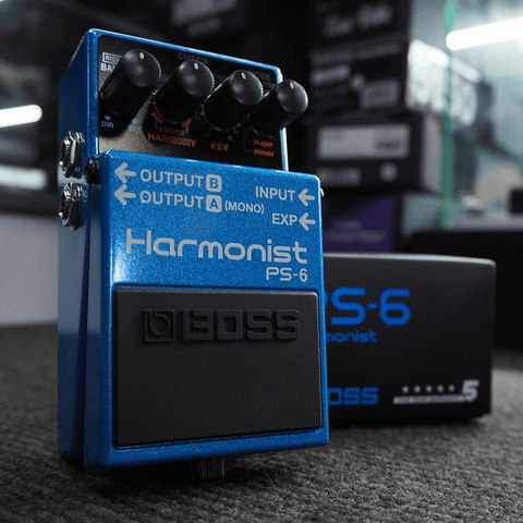 Image of BOSS PS6 Harmonist Pedal - Music 440