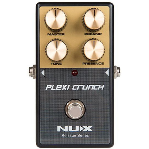 Image of NU-X Reissue Series Plexi Crunch Effects Pedal - Music 440