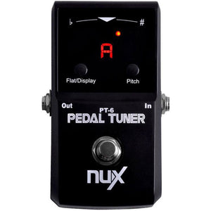 NU-X Core Stompbox Series Pedal Tuner - Music 440