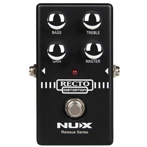 Image of NU-X Reissue Series Recto Distortion Effects Pedal - Music 440