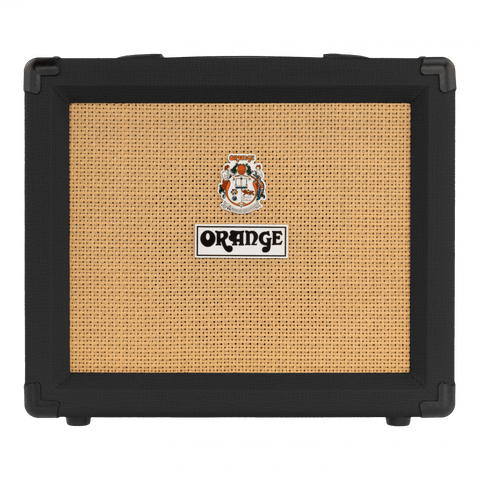 Orange Crush 20 20w Combo 1x8 Electric Guitar Amp, Black - Music 440