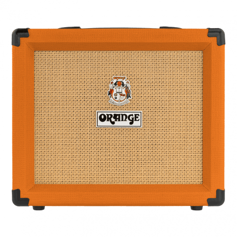 Orange Crush 20RT 20w Guitar Amp Combo w/Reverb & Tuner - Orange