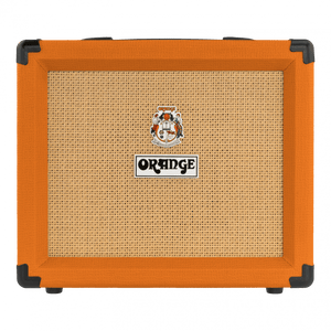 Orange Crush 20RT 20w Guitar Amp Combo w/Reverb & Tuner - Orange - Music 440