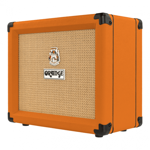 Image of Orange Crush 20RT 20w Guitar Amp Combo w/Reverb & Tuner - Orange - Music 440