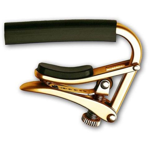 "Image of Shubb C1 ""Royal"" Standard Original Steel String Guitar Capo - Various Colours - Music 440"