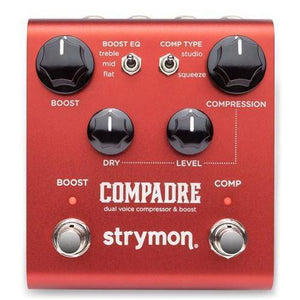 Strymon Compadre - Dual Voice Compressor & Boost - Music 440